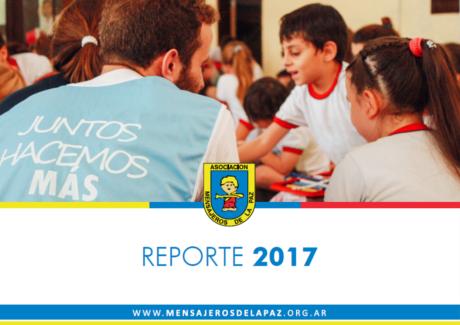 carátula Reporte 2017